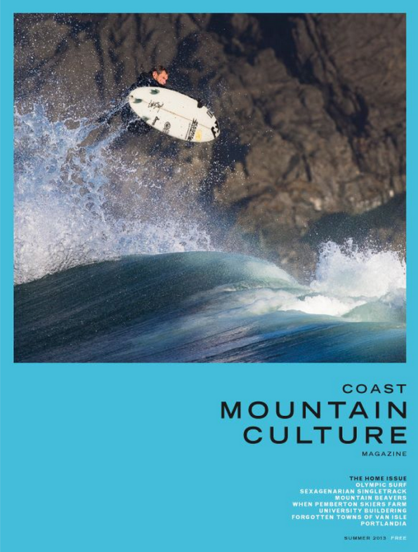 Coast Mountain Culture Summer 2013