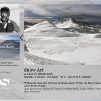 Snow Mandalas: Talking to Simon Beck