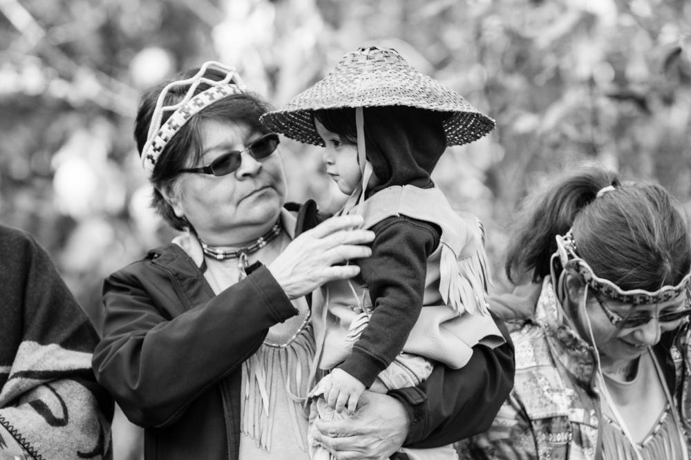 lois joseph and her grandson