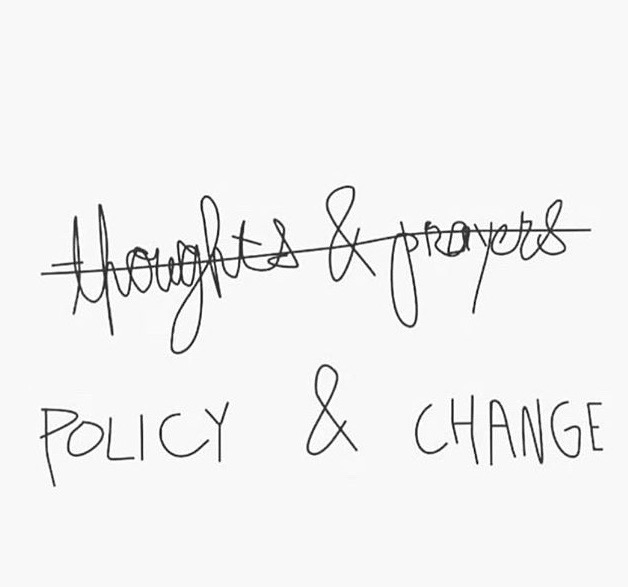policy vs prayer
