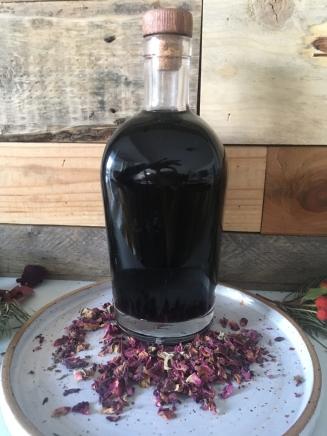 natalie rousseau's hawthorn port wine