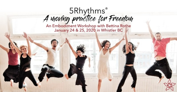 5 rhythms workshop